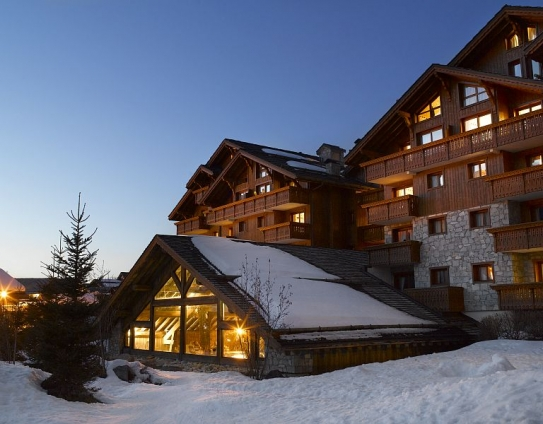 Ski Accommodation-Les Fermes de Meribel-Meribel-France