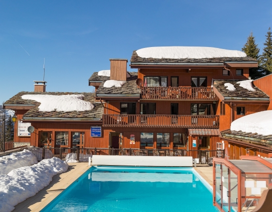 Ski Apartments-Plagne Lauze-Plagne 1800-France