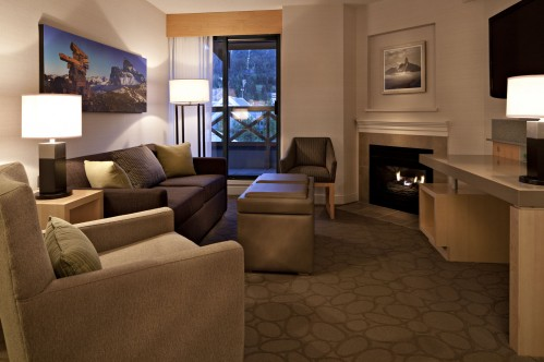 Delta Whistler Village Suites - Whistler - Two bedroom Suite