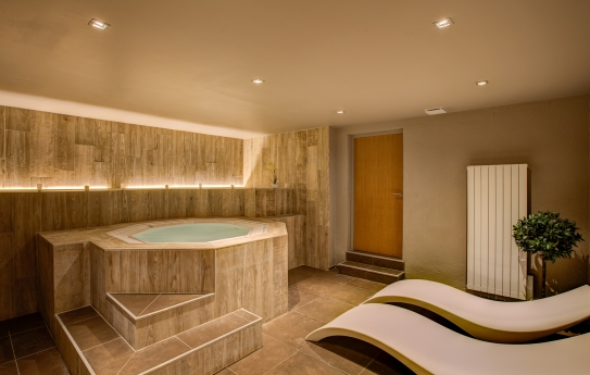 Hotel Royal Ours Blanc Alpe d'Huez  Blanc Spa