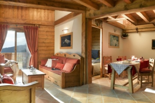 2 bedroom - L'Orée des Cimes- Peisey Vallandry
