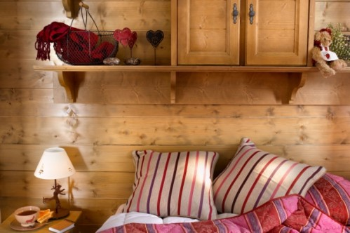 Twin or Double Bedroom- la Nevada- Val Claret- Tignes