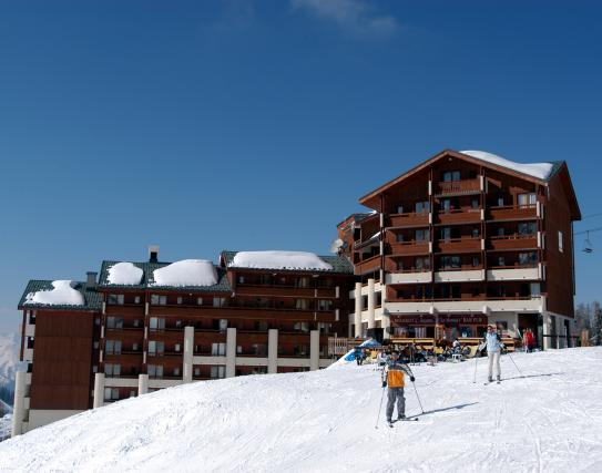 Résidence Le Cervin, La Plagne Soleil, Apartments by the piste