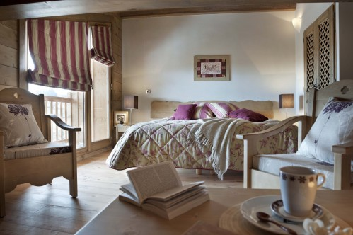 2 bedroom cabin apartment- Les Chalets de Jouvence-Les Carroz