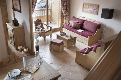 4 bedroom apartment-Les Chalets de Jouvence-Les Carroz