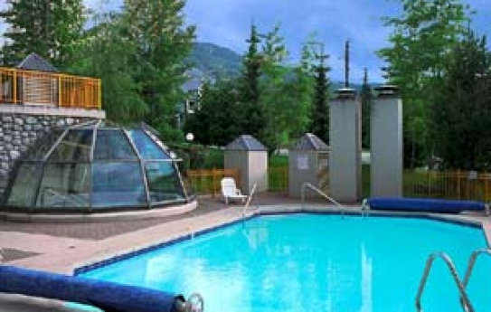 The Marquise Outdoor Heated Pool