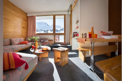 Living Room-Bellecote-Plagne-France