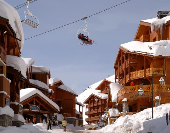 Chalet Val 2400 - Val Thorens