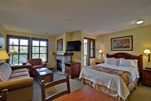 Studio Suite - Coast Blackcomb Suites at Whistler - Whistler