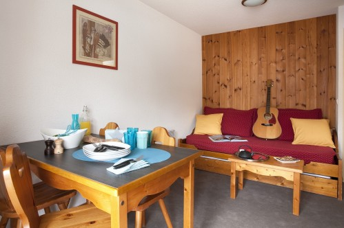 1 Bedroom Apartment - Sleeps 4 - Résidence Pic de Chabrières - Vars