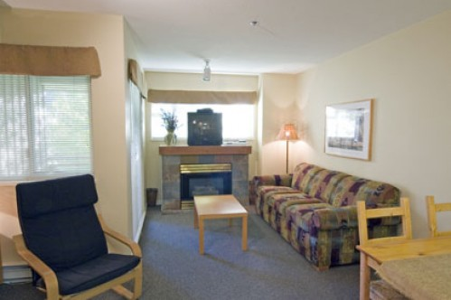 An idea of a Studio Apartment - Marketplace Lodge - Whistler - Canada