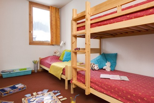 Bunk beds-Planchamp et Mottet-Valmorel-France