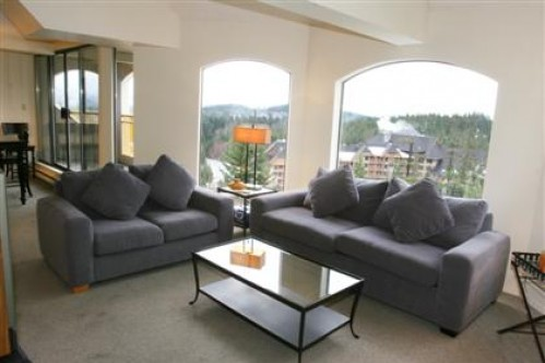 A Spacious Two Bedroom Loft - The Marquise - Whistler - Canada