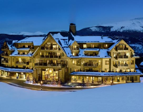 Crystal Peak Lodge - Breckenridge