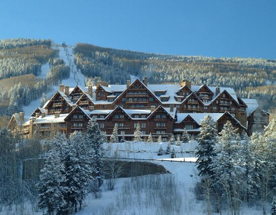 Right by the lifts, the Batchelor Glutch Hotel offers a quieter retreat than the centre of Beaver Creek