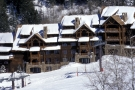 Right by the lifts, the Batchelor Glutch Condos offer a quieter retreat than the centre of Beaver Creek