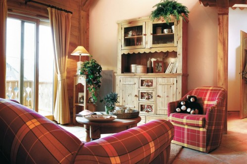 An idea of a One Bedroom Apartment in Les Alpages de Champagny, La Plagne, France