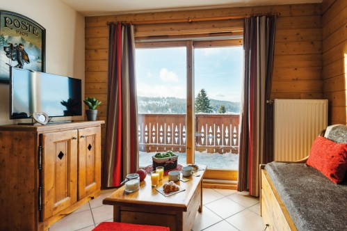 Apartment at Village des Lapons Les Saisies