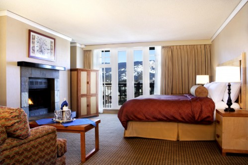 Signature Spa Suite - Hilton Whistler Resort and Spa - Whistler - BC