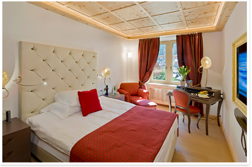 Single Room - Grand hotel Zermatterhof - Zermatt