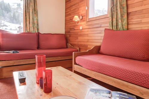 1 Bedroom Apartment - Sleeps 5 - Résidence Les Chalets de Valmorel - Maeva - Valmorel