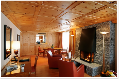 Grand hotel Zermatterhof - Deluxe Grand Suite