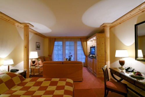 Junior Suite - Grand Hotel Zermatterhof - Zermatt