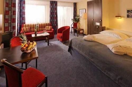 Eurotel Victoria, double room