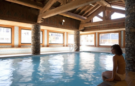 There are fantastic leisure facilities available at Les Fermes du Soleil