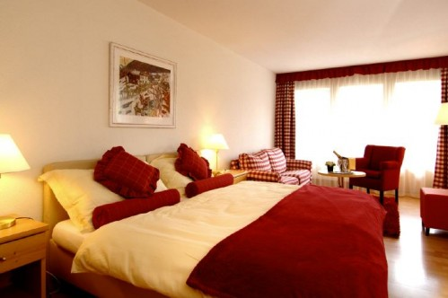Superior Double or Twin Room - Hotel Beau-Site - Adelboden