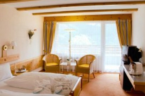 Superior Twin/Double Room in Hotel Sunstar in Grindelwald