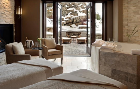 Spa at St Regis Deer Valley