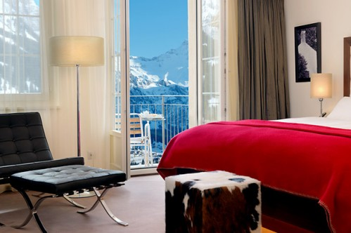 A light and fresh Deluxe Room in the Cambrian - Adelboden
