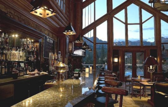 View Restaurant at the Mountain Lodge at Telluride