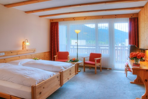 Superior Double Room - Hotel Sunstar - Davos