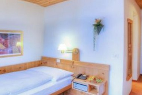 A Standard Single Room in the Sunstar Hotel Flims - Switzerland