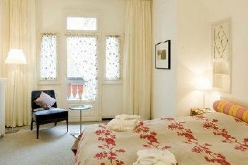 The Classic Double Room in the Waldhaus Flims Mountain Resort and Spa in Flims