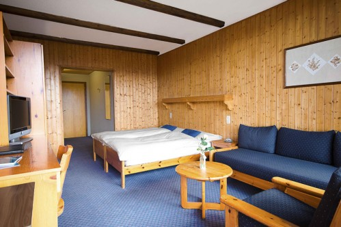 Hotel La Prairie Crans Montana Double South Facing
