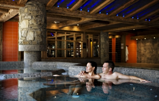 Indoor Swimming Pool - Residence Nevada - Tignes