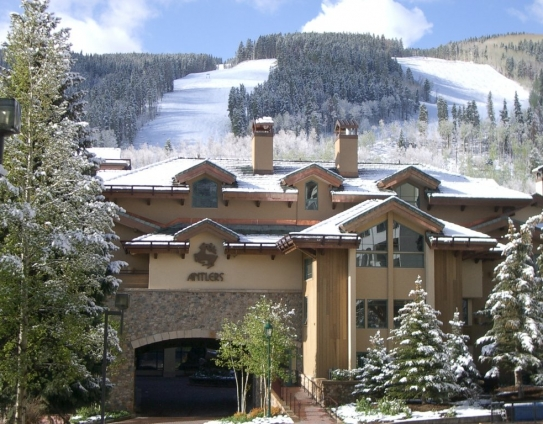 Exterior photo, Antlers at Vail, Vail, USA