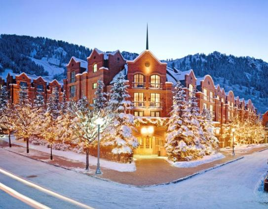 The St Regis in Aspen Snowmass