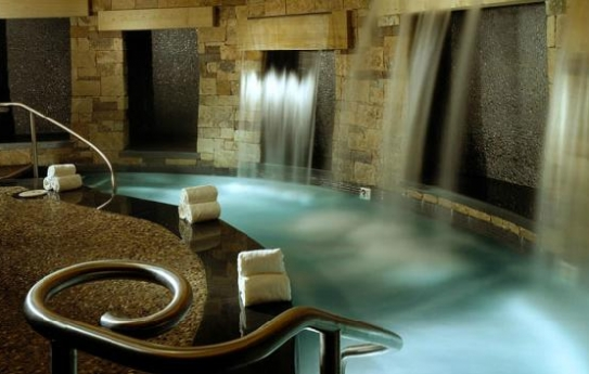 An exceptional spa at the St Regis in Aspen