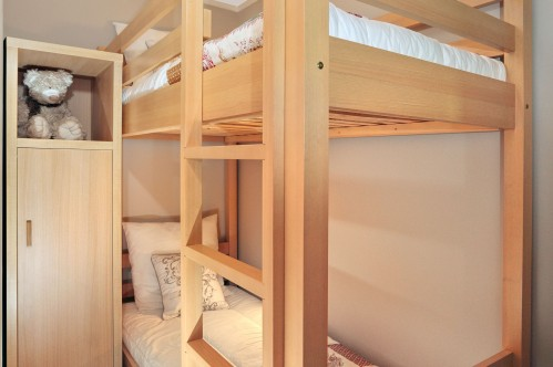 Residence Lune Argent - Cabin with bunk beds - Megeve