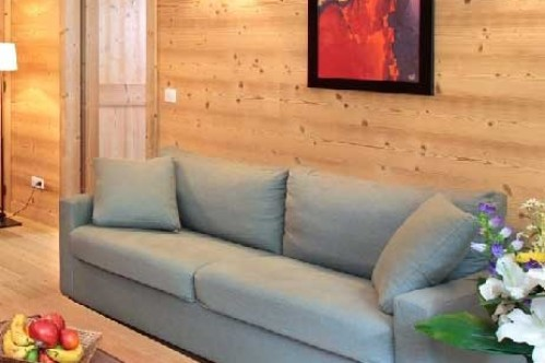 Studio Apartment, Residence L'Ours Bleu - Vallorcine - France