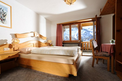 Double Room at Hotel Alphubel - Saas Fee - Switzerland
