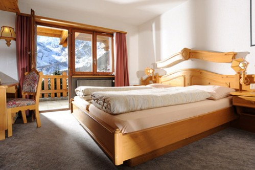 Family Room South at Hotel Alphubel - Saas Fee - Switzerland