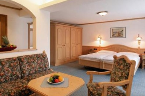 Junior Suite - Hotel Couronne - Zermatt - Switzerland