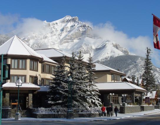 Banff International Hotel - Banff - Canada