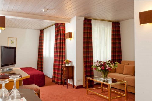 Hotel Kreuz und Post Grindelwald Junior-SuiteN