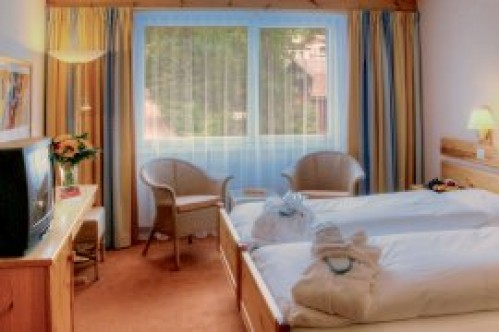 Double Room Comfort, Sunstar Alpine Hotel, Davos